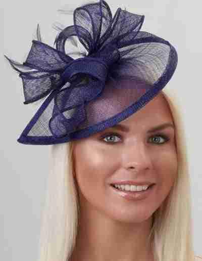 Navy Blue Wedding Hatinator