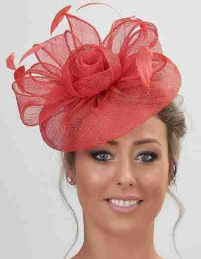 Coral Wedding Hatinator