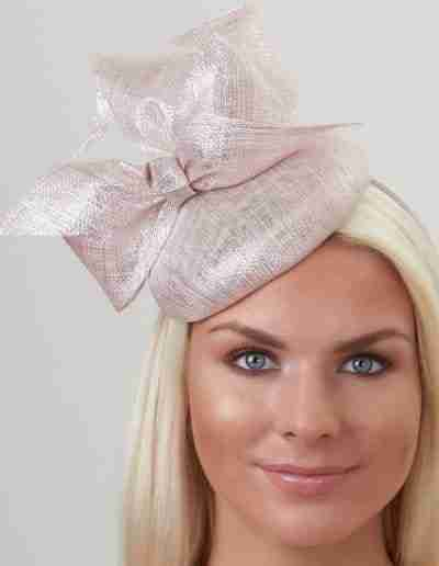 Baby Pink Wedding Hatinator