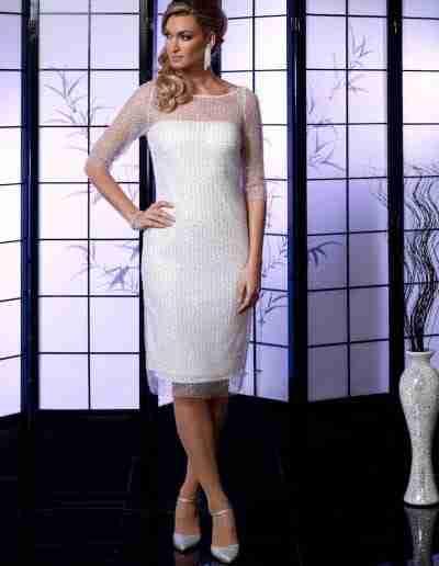 Ivory Sparkle Dress