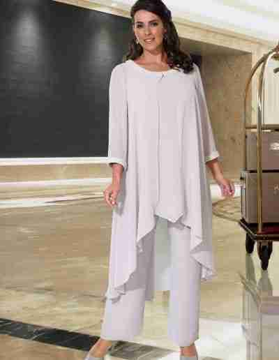 Wedding Floaty Trouser Suit